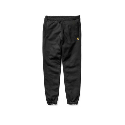 Carhartt Chase LT Sweat Pant Black - Kong Online
