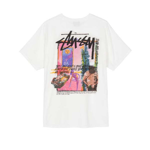 Stussy Day Dream Pig Dyed Tee Natural