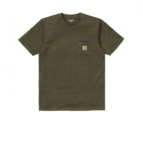 Carhartt S/S Pocket T-Shirt Cypress