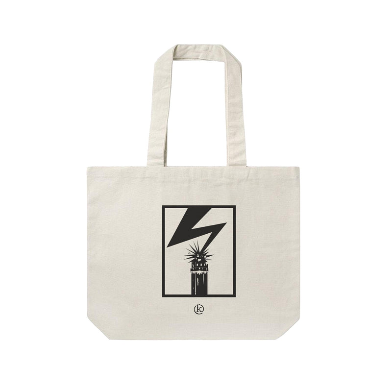 Kong Castle Tote Bag Natural