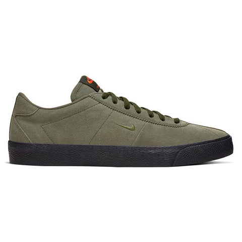 Nike SB Zoom Bruin Iso Sequoia Medium Olive Safety Orange