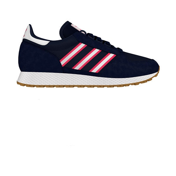 Adidas Forest Grove Night Indigo White Real Pink