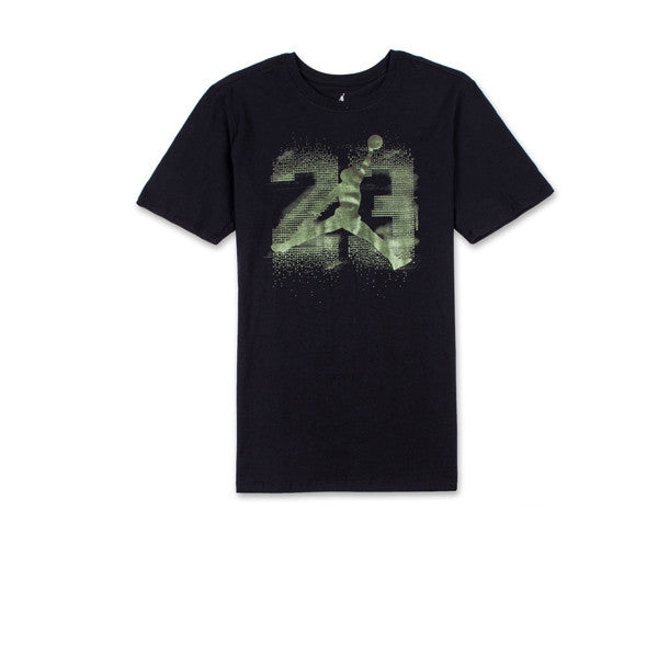 Air Jordan 13 Elevated Tee Black
