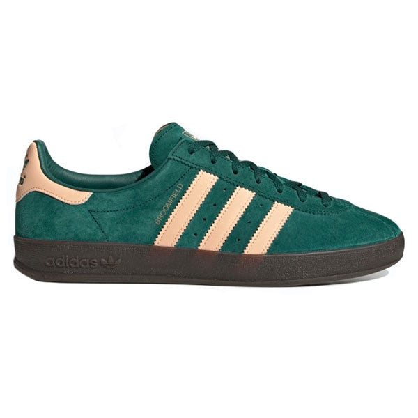 Adidas Broomfield Collegiate Green Glow Orange