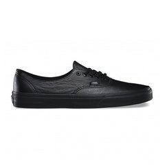 Vans Authentic Decon Premium Leather Black - Kong Online - 1