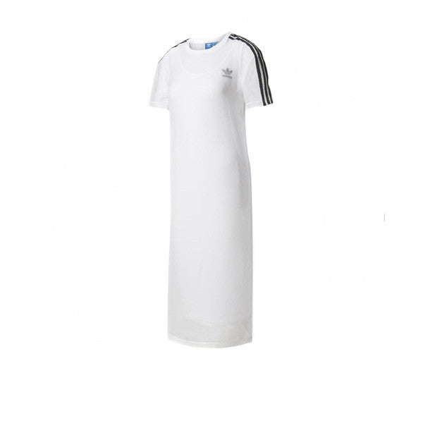 Adidas 3S Layer Dress White - Kong Online - 1