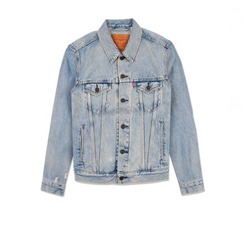 Levis The Trucker Jacket Stonebridge