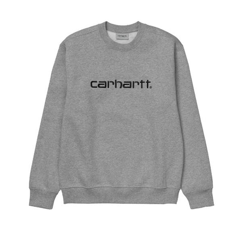 Carhartt Sweat Grey Heather Black