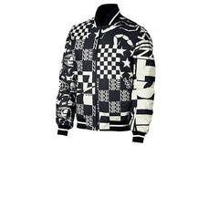 Nike NSP Jacket AOP Scorp Black White