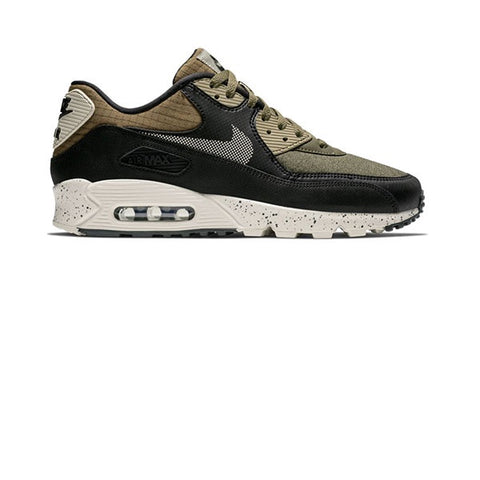 Nike Air Max 90 Premium Natural Olive Black