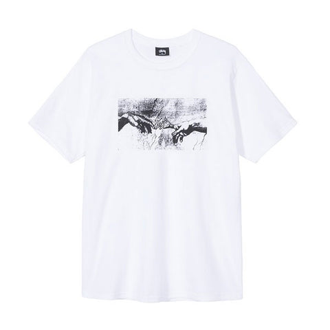 Stussy Creation Tee White