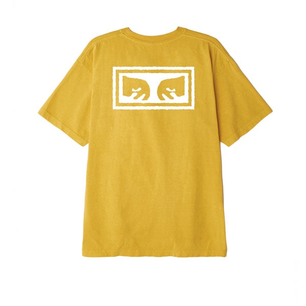 Obey Eyes 3 Tee Gold