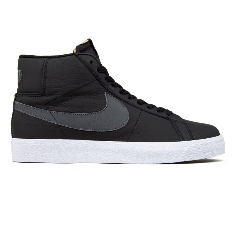 Nike SB Zoom Blazer Mid Black/Dark Grey-Black-White