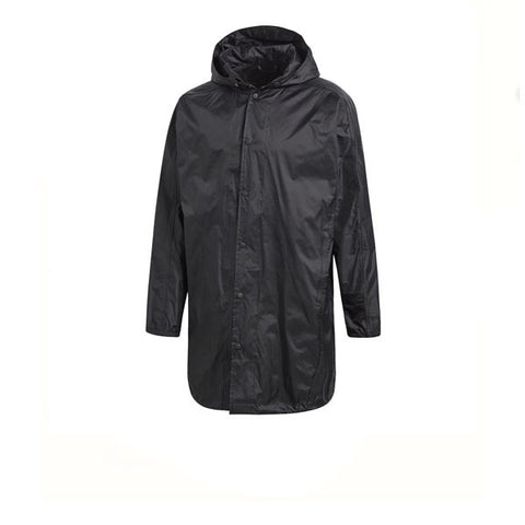Adidas Trefoil Coat Black