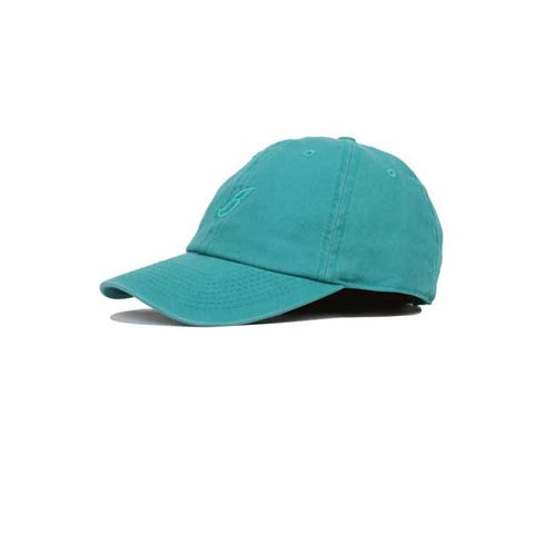 BBC Flying B Overdye Curved Visor Teal