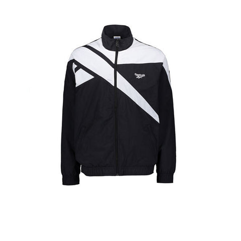 Reebok LF Vector Track Top Black White