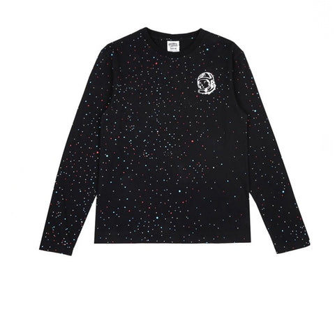 BBC Galaxy L/S Sleeve T-Shirt Black