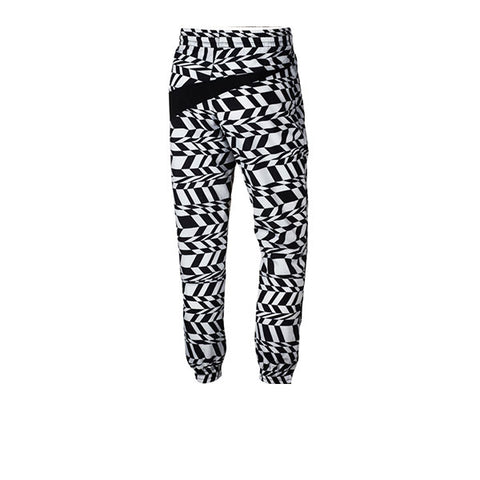 Nike Printed VW Swoosh Woven Pant White Black