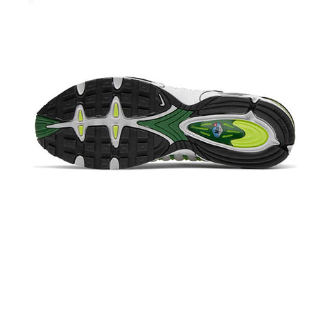 Nike Air Max Tailwind IV White Black Aloe Verde
