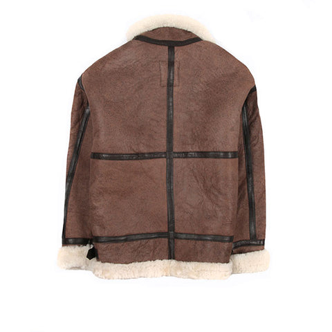 Alpha Industries B3 FL Jacket Brown