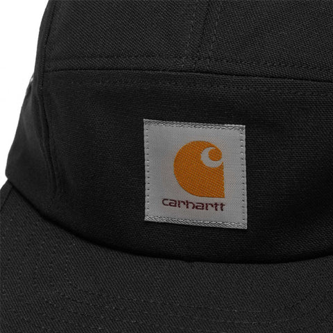 Carhartt Backley Cap Black - Kong Online - 2
