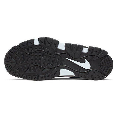 Nike Air Barrage Mid Black White Cabana