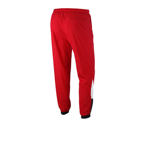 Nike Big Swoosh Woven Pant University Red Black