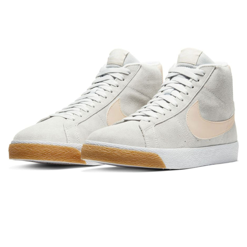 Nike SB Zoom Blazer Mid Photon Dust Light Cream White