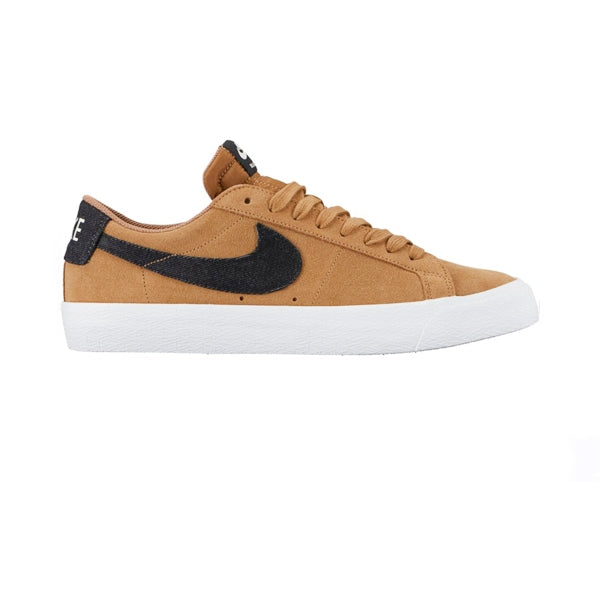 Nike SB Blazer Low Golden Beige Black