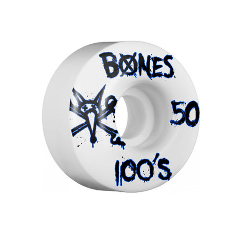 Bones 50mm OG 100' Wheel White - Kong Online