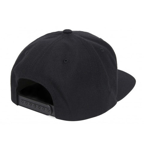 The Hundreds Forever Adam Snapback Black - Kong Online - 2