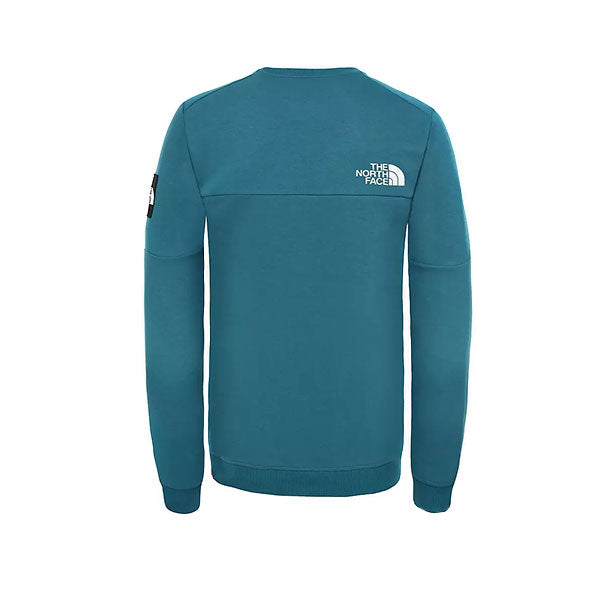 The North Face Fine 2 Sweat Blue Coral