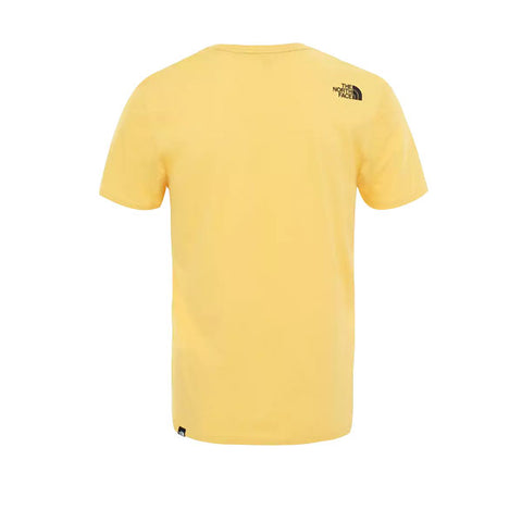 The North Face S/S Fine Tee TNF Yellow