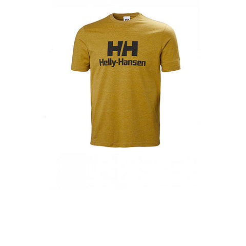Helly Hansen Logo T-Shirt Golden