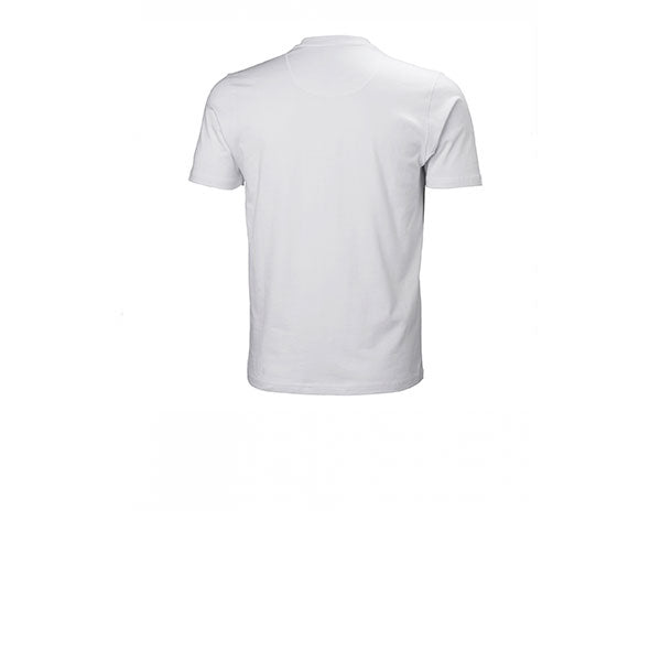 Helly Hansen Logo T-Shirt White