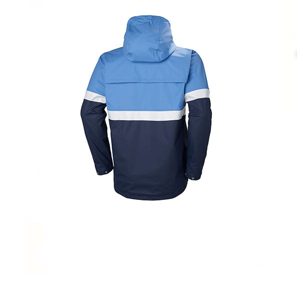 Helly Hansen Rain Jacket Blue Water
