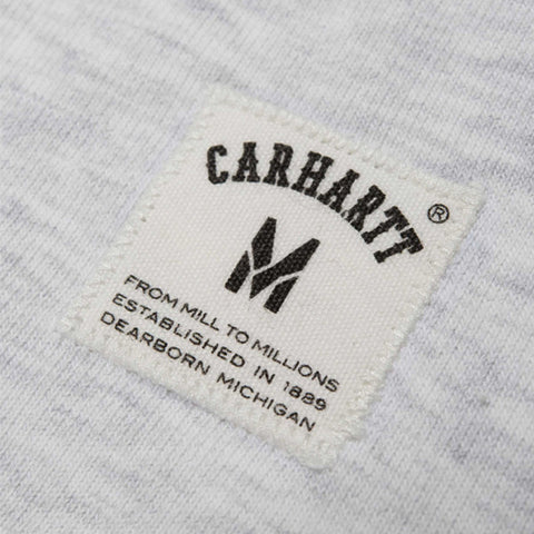 Carhartt Holbrook Sweat Ash Heather - Kong Online - 2