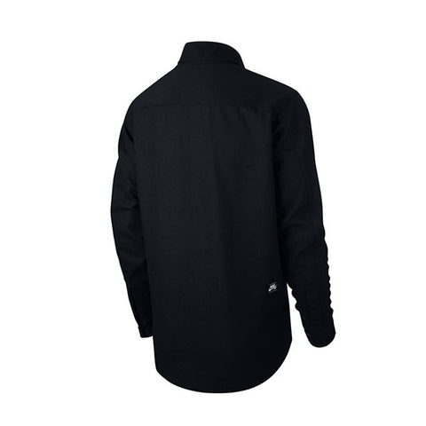 Nike SB L/S Holgate Winterized Shirt Black