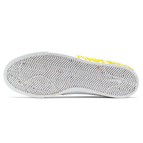 Nike SB Zoom Janoski RM QS White Clear White Tour Yellow