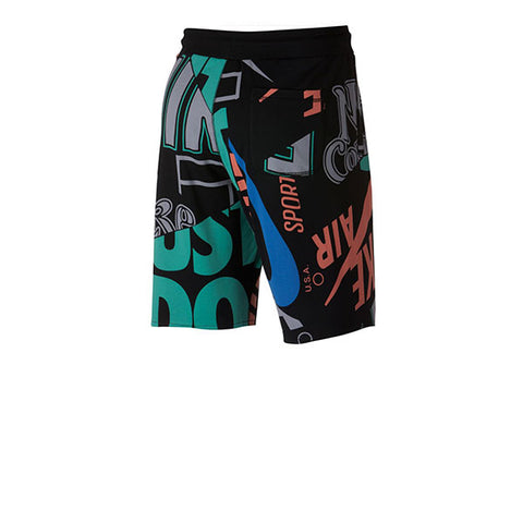 Nike Short Alumni AOP IDJ Black White