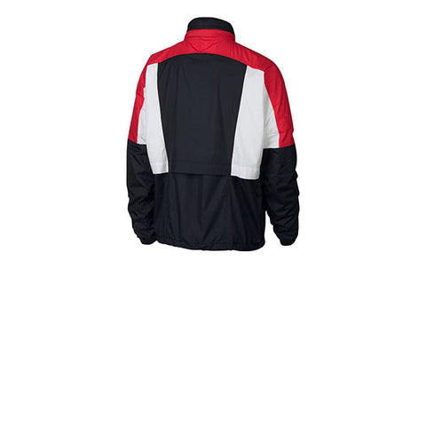 Nike Re-Issue Jacket Woven Black University Red