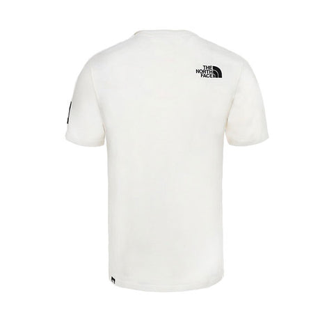 The North Face S/S Fine 2 Tee TNF White
