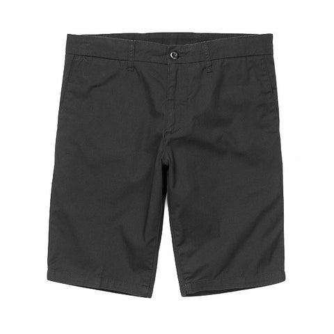 Carhartt Sid Short Black Rinsed