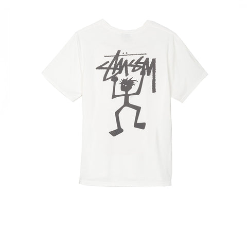 Stussy Warrior Pig Dyed Tee Natural