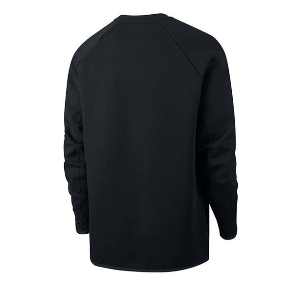 Nike L/S Tech Fleece Crew Black