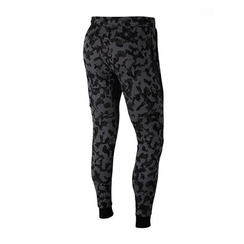 Nike Tech Fleece Jogger AOP Black Black