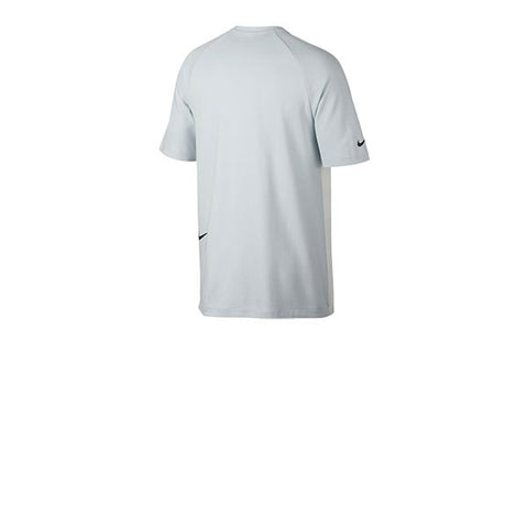 Nike Tech Pack S/S Top Pure Platinum