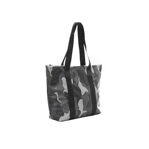 Rains AOP Tote Bag Rush Night Camo