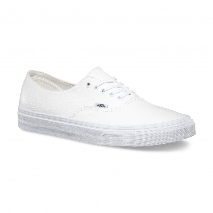 Vans Authentic Decon Premium Leather White - Kong Online - 3