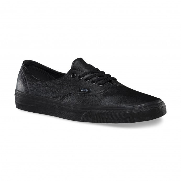 Vans Authentic Decon Premium Leather Black - Kong Online - 3